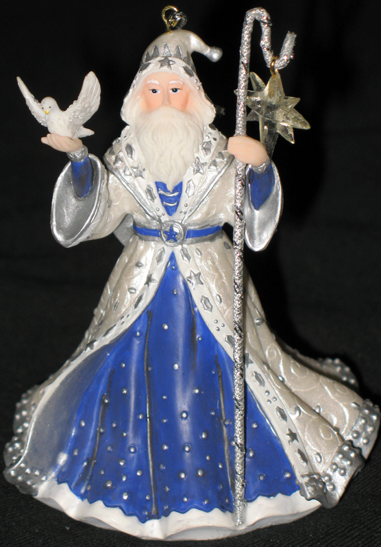 Millenium 2000 Christmas ornament