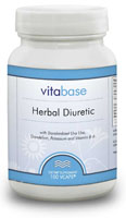 Herbal Diuretic- 100 vegicaps